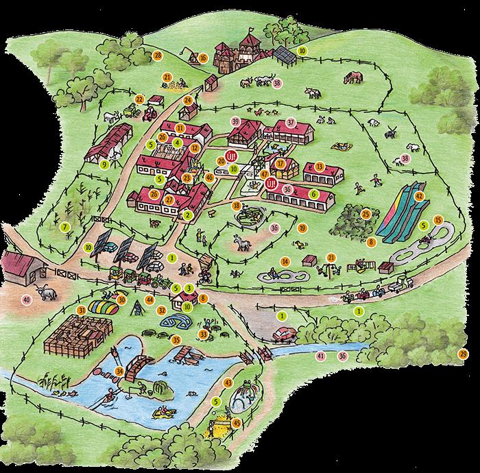 Interaktív térkép